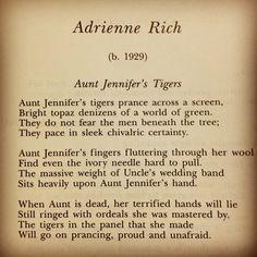 when we dead awaken adrienne rich