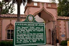 CA'D'ZAN: House of John   JBIPix - A Personal Photoblog