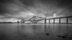 Forth Rail Bridge by sandpiper2011
