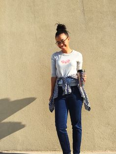 What Nicole Wore: Tied Up