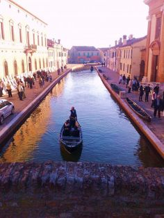 Comacchio, Emilia-Romagna, Italy | #VearHausing for your vacation in Lidi Ferraresi www.vear.it