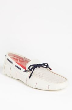 $159, Lace Loafer by Swims. Sold by Nordstrom. Click for more info: http://lookastic.com/men/shop_items/13843/redirect