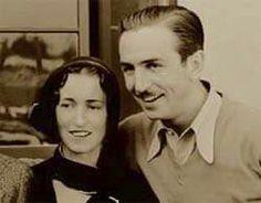 Walt  wit sister Ruth