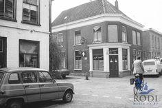 cafe 't Hoekje Westerstraat Delft Delft, City Scene, North Sea, Nassau, Holland, Dutch, Nostalgia, Street View, Building