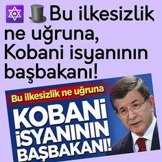 """Instagram'da Kenan Gümüş ...✒: """"DERİN ANALİZ.. 🔯🎩Bu ilkesizlik ne uğruna, Kobani isyanının başbakanı! ⚫2014 yılındaki Kobani olayları yaşandığında, Başbakanlık koltuğunda,…"""""""