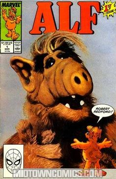 Here's that ALF #1 photo cover you've been looking for!