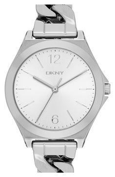 c9de812e6c0 DKNY  Parsons  Bracelet Watch