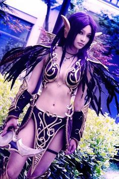 Go to http://wanelo.com/p/5327946/warcraft-blueprint for WOW secrets - ELF - WORLD OF WARCRAFT COSPLAY