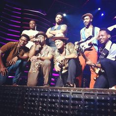 Bruno Mars, Moonshine Jungle Tour: Saw him and his band tonight live for the first time. Consider my life changed lol.