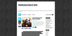 On Download Cheats 2015 website you can find many apks, mods, free cheats, full games, craked games and hacks for everyone! All download are free no survey.