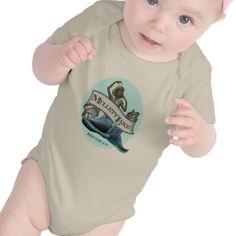 Mullett Lake Mermaid T Shirt