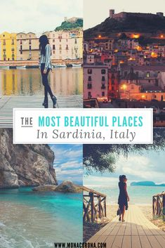 beautiful places The Perfect One Week Sardinia Itinerary: From Colorful Coastal Towns to the Best Beaches in Sardinia, Italy Italy Honeymoon, Italy Vacation, Best Hotels In Sardinia, Sardinia Beaches, Alghero, Italy Travel Tips, Travel Destinations, Travel Europe, Fotografia