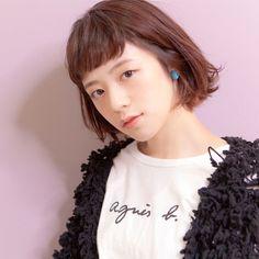 instagram/ayami__takahashi ショートボブ