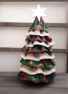 christmas tree, handmade