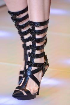 Versace Spring 2013 - Details