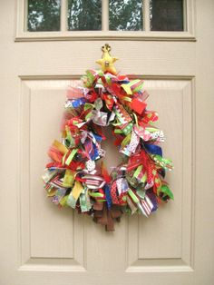 Tree wreath