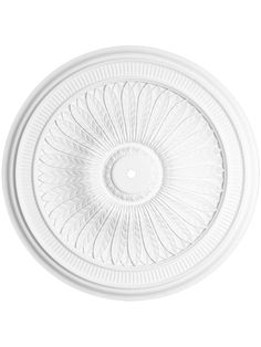 "Monticello 27 7/8"" Ceiling Medallion With 1"" Center Hole 