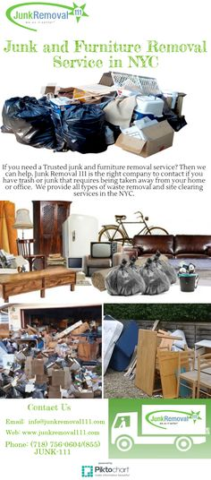 If You Need A Trusted Junk And Furniture Removal Service? Then We Can Help.