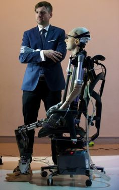 Wheelchairs May Become Obsolete with Bionic Technology