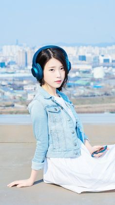 IU Sony wallpapers  2160x3840