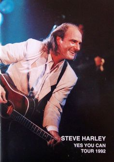 'Yes You Can' tour programme. Steve Harley, Rebel, Tours, In This Moment, Fictional Characters, Fantasy Characters