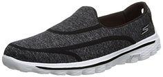 Most comfortable shoe around!! Love for my preggers feet! - Skechers Performance Women's Go Walk 2 Super Sock 2 Goga Mat Slip-On Shoe, Black/White, 9.5 M US Skechers http://www.amazon.com/dp/B00R2M1IQO/ref=cm_sw_r_pi_dp_FKpiwb021J3YB