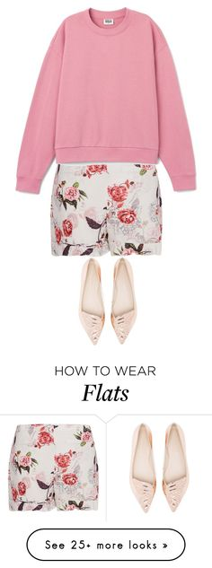 """Untitled #219"" by egmcbroom on Polyvore featuring Boohoo and Sophia Webster"
