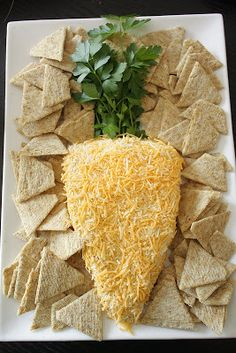 Love this perfect holiday dip for my Easter party!