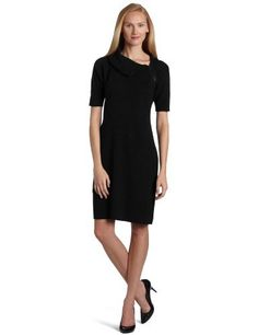 Calvin Klein Women's Sweater Dress: http://www.amazon.com/Calvin-Klein-Womens-Sweater-Dress/dp/B005IW8DWW/?tag=darcirblo-20