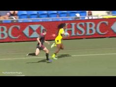 Ellia Green scores matching winning try for Australia   Daily Mail Online
