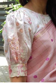 New Saree Blouse Designs, Fancy Blouse Designs, Bridal Blouse Designs, Latest Blouse Designs, Choli Blouse Design, Blouse Styles, Shagun Blouse Designs, Indian Blouse Designs, Silk Kurti Designs