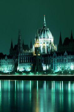 Országház, Budapest, Hungary