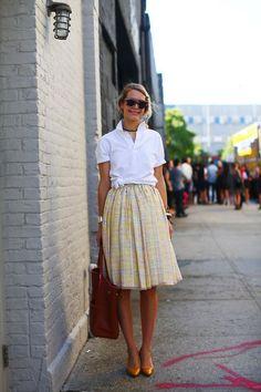 21 Stylish Ways to Wear a Crisp White Button Down This Season
