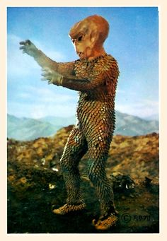 バド星人 Ultraseven monster