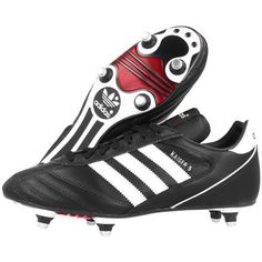 ADIDAS KAISER 5 CUP SG SOCCER SHOES CLEAT BLACK SHOES 033200 WORLD CUP. 6e2f32334