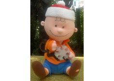 Vintage Musical Christmas Charlie Brown with you tube video $25.00