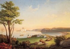 """From """"Remember the Ladies: Women of the Hudson River School"""""""