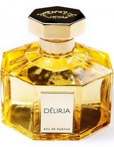 Deliria by L`Artisan Parfumeur is a sweet, fresh, boozy Floral Fruity Gourmand fragrance featuring metallic notes, rum, toffee, candy apple and cotton candy. - Fragrantica