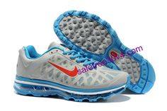 Buy New Nike Air Max 2011 Womens Grey Blue Red Shoes Casual shoes Shop Nike Air Max 2011, Cheap Nike Air Max, Nike Shoes Cheap, Nike Free Shoes, Nike Air Max For Women, Mens Nike Air, Nike Men, Blue Sneakers, Air Max Sneakers