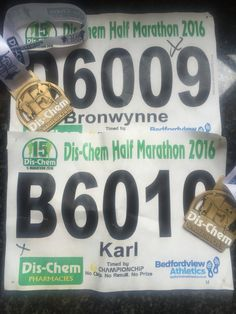 #dischem half marathon