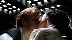 """309 #Outlander #S3 """"Someone is going to hear us."""" """"Let them."""""""