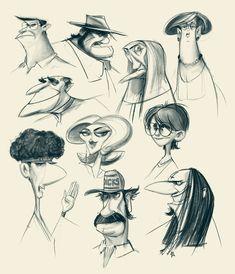 Michal dziekan | Illustration | Character Illustration ...