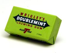 Double the pleasure, double the mint fun!
