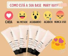 Mary Kay Base Mary Kay, Mary Kay Ash, Mary Mary, Mary Kay Brasil, Skin Care, How To Make, Studio, Instagram, Makeup Things