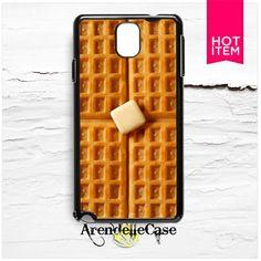 Chocolate Waffle Samsung Galaxy Note 3 Case