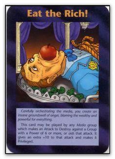 Illuminati Card Eat the Rich                                                                                                                                                                                 More