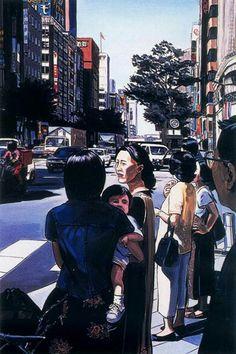 Lisa Milroy Lisa Milroy, Cool Artwork, Times Square, Places, Illustration, Travel, Inspiration, Inspire, Artists