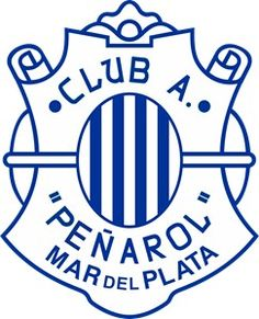 C.A. Peñarol de Mar del Plata Soccer Logo, Sports Logo, Soccer Teams, Football Cards, Football Players, Everton Fc, Illustrations And Posters, Badge, Logos