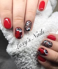 Nailart, nails , flowers