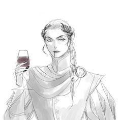 Маэглин Maeglin vampire au (?